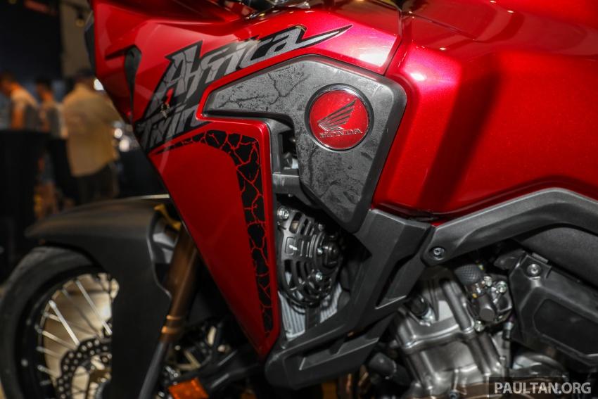 Honda X-ADV, CRF1000L, CB1000R di M'sia separuh pertama 2018 – harga bawah RM70k, RM80k, RM90k Image #774640