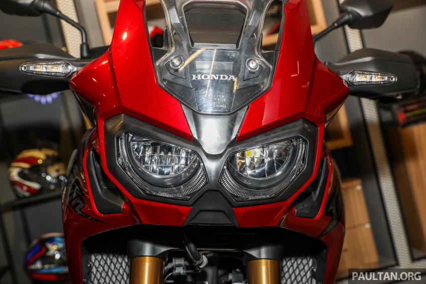 2018 Honda Africa Twin at RM80k, X-ADV below RM70k, CB1000R at RM90k – in Malaysia soon Image #775294
