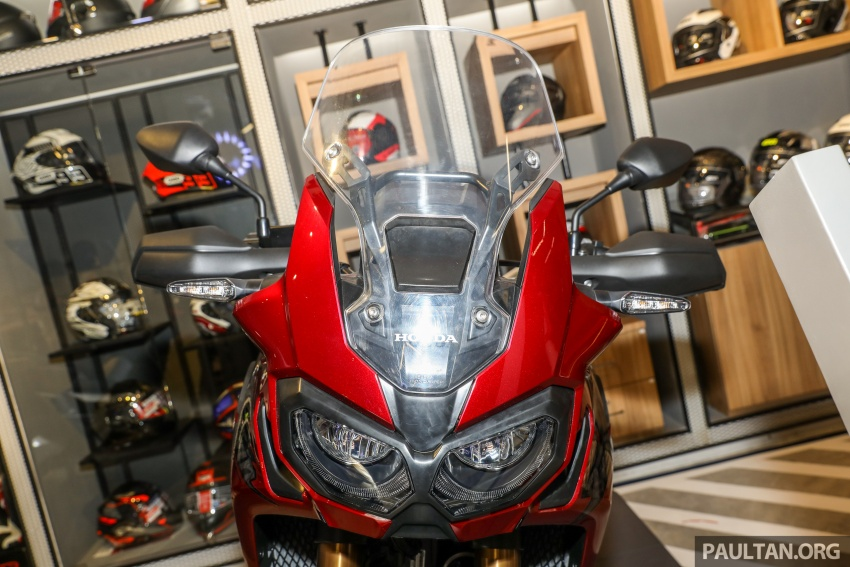 2018 Honda Africa Twin at RM80k, X-ADV below RM70k, CB1000R at RM90k – in Malaysia soon Image #775295