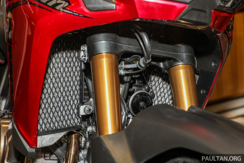 Honda X-ADV, CRF1000L, CB1000R di M'sia separuh pertama 2018 – harga bawah RM70k, RM80k, RM90k Image #774643