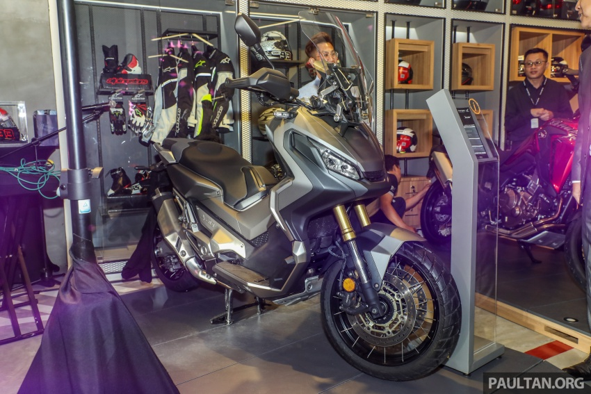 2018 Honda Africa Twin at RM80k, X-ADV below RM70k, CB1000R at RM90k – in Malaysia soon Image #775334