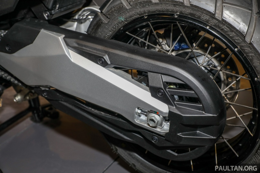 Honda X-ADV, CRF1000L, CB1000R di M'sia separuh pertama 2018 – harga bawah RM70k, RM80k, RM90k Image #774695
