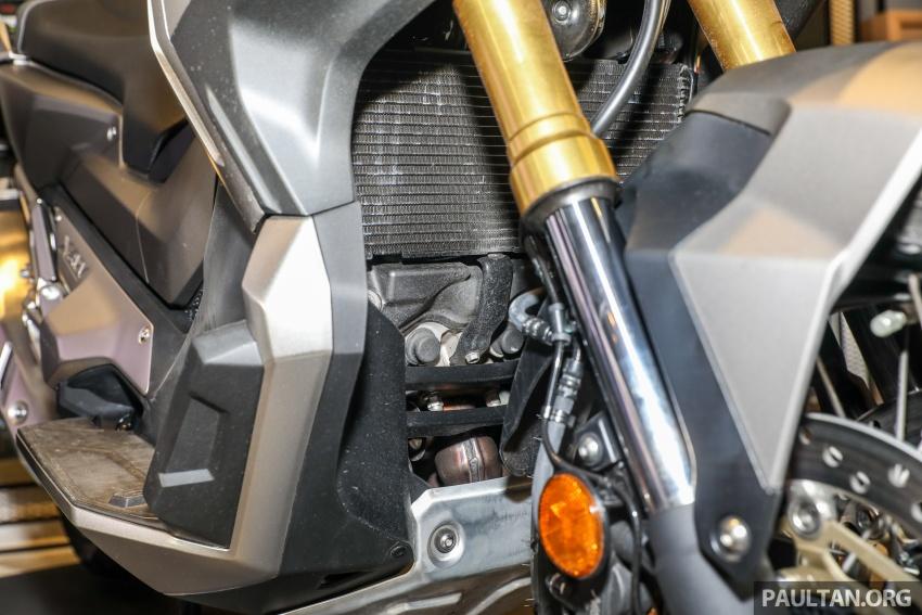Honda X-ADV, CRF1000L, CB1000R di M'sia separuh pertama 2018 – harga bawah RM70k, RM80k, RM90k Image #774696