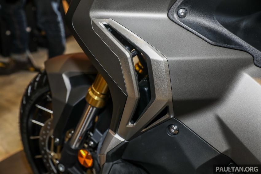 Honda X-ADV, CRF1000L, CB1000R di M'sia separuh pertama 2018 – harga bawah RM70k, RM80k, RM90k Image #774698