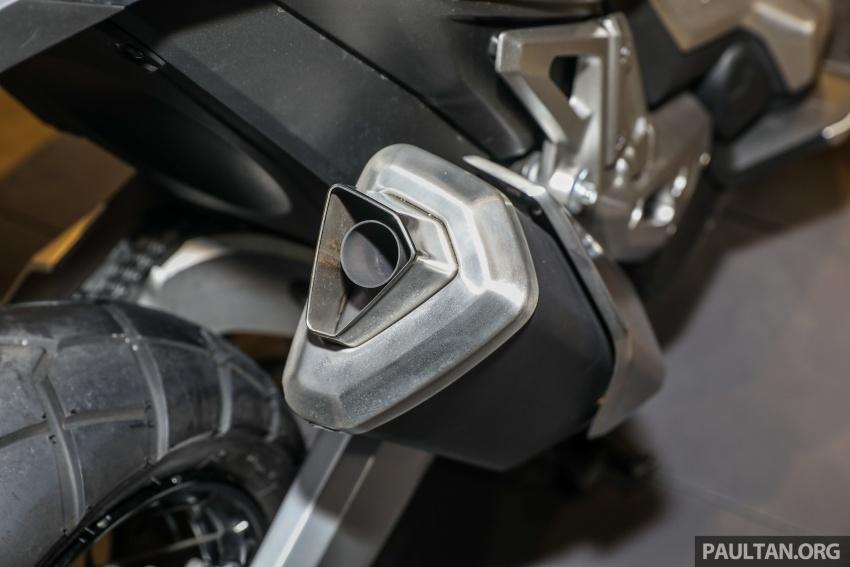 Honda X-ADV, CRF1000L, CB1000R di M'sia separuh pertama 2018 – harga bawah RM70k, RM80k, RM90k Image #774700