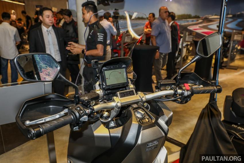 Honda X-ADV, CRF1000L, CB1000R di M'sia separuh pertama 2018 – harga bawah RM70k, RM80k, RM90k Image #774702
