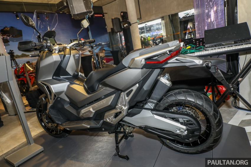 2018 Honda Africa Twin at RM80k, X-ADV below RM70k, CB1000R at RM90k – in Malaysia soon Image #775335