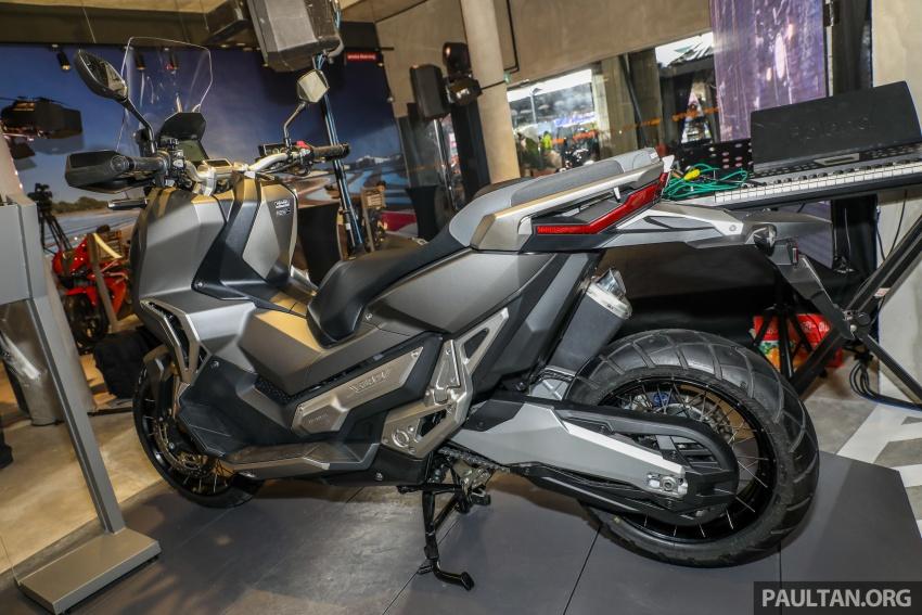 Honda X-ADV, CRF1000L, CB1000R di M'sia separuh pertama 2018 – harga bawah RM70k, RM80k, RM90k Image #774685