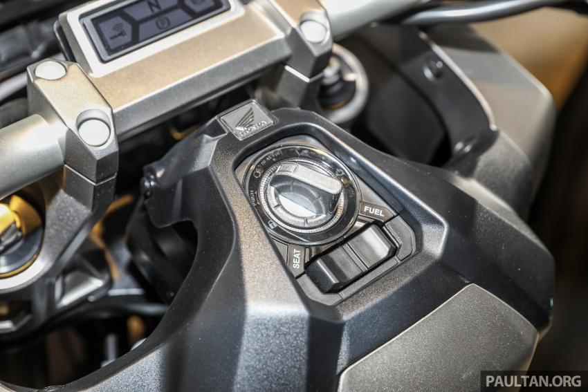 Honda X-ADV, CRF1000L, CB1000R di M'sia separuh pertama 2018 – harga bawah RM70k, RM80k, RM90k Image #774704