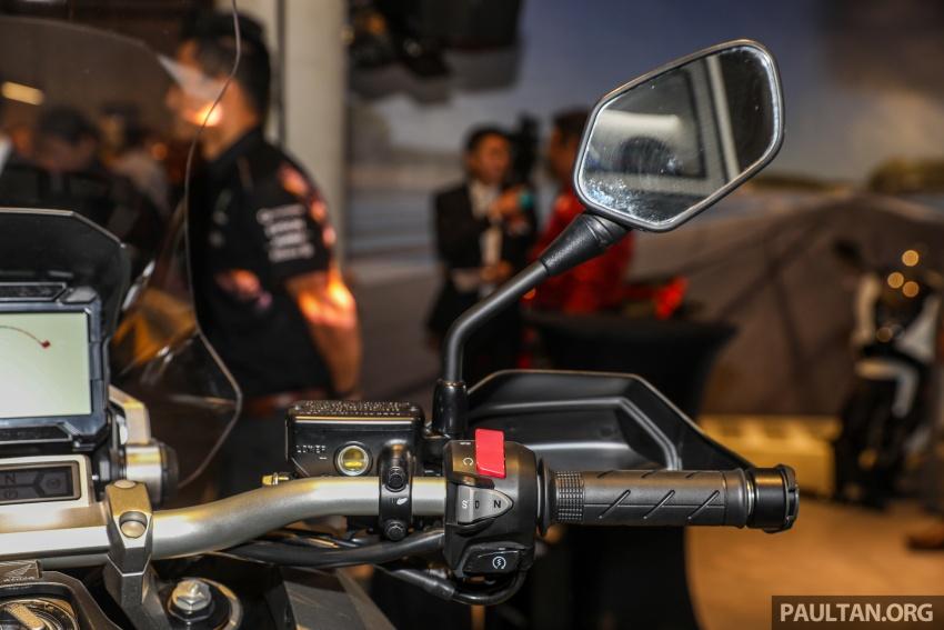 Honda X-ADV, CRF1000L, CB1000R di M'sia separuh pertama 2018 – harga bawah RM70k, RM80k, RM90k Image #774706