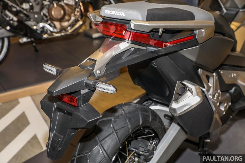 Honda X-ADV, CRF1000L, CB1000R di M'sia separuh pertama 2018 – harga bawah RM70k, RM80k, RM90k Image #774710