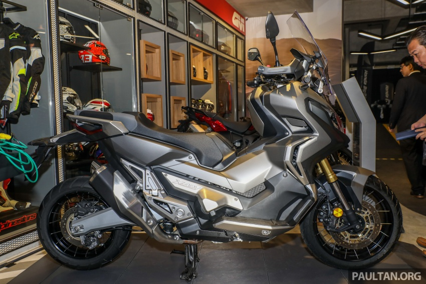 2018 Honda Africa Twin at RM80k, X-ADV below RM70k, CB1000R at RM90k – in Malaysia soon Image #775336