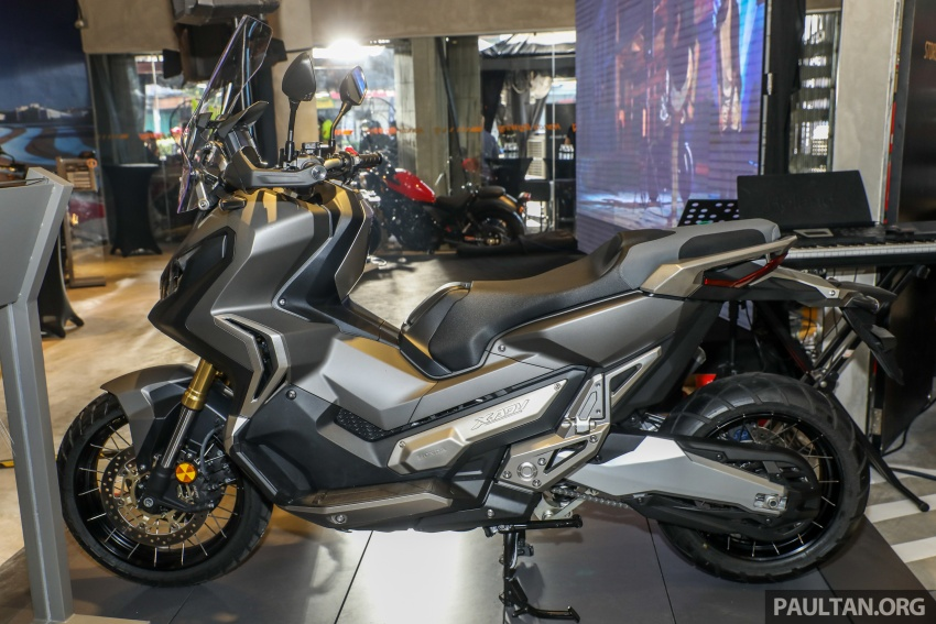2018 Honda Africa Twin at RM80k, X-ADV below RM70k, CB1000R at RM90k – in Malaysia soon Image #775337