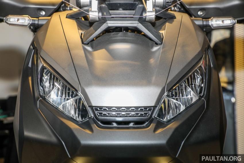 Honda X-ADV, CRF1000L, CB1000R di M'sia separuh pertama 2018 – harga bawah RM70k, RM80k, RM90k Image #774689