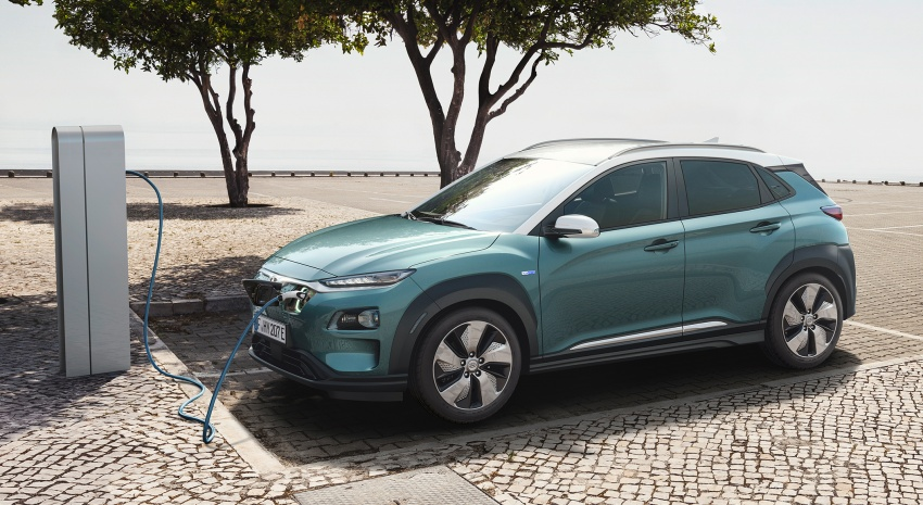 New Hyundai Kona Electric – 64 kWh, 470 km range EV Image #784113