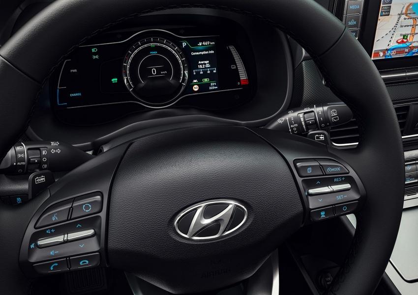 New Hyundai Kona Electric – 64 kWh, 470 km range EV Image #784119