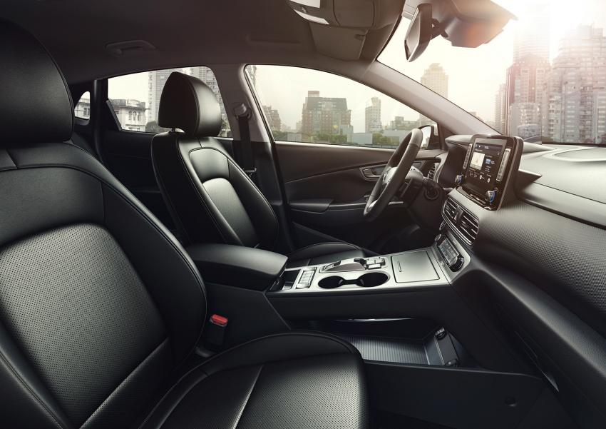 New Hyundai Kona Electric – 64 kWh, 470 km range EV Image #784120