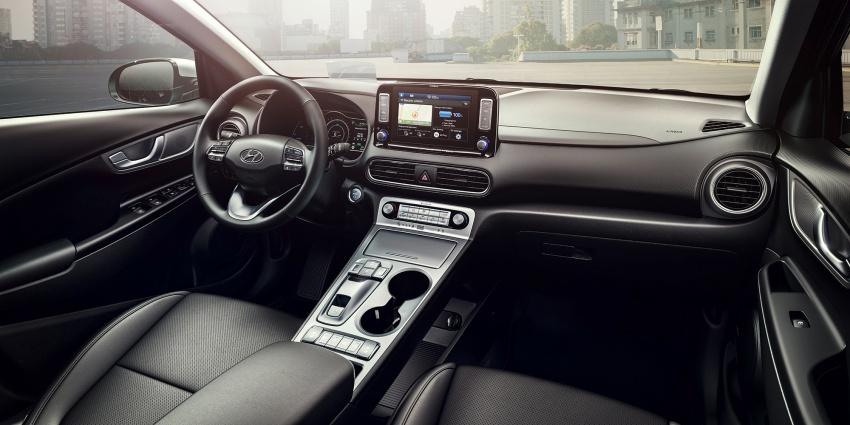 Hyundai Kona Electric – jarak gerak elektrik 470 km Image #784314