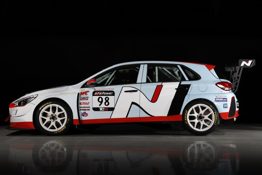 Hyundai i30 N TCR to go racing in America in 2018 Image #777634