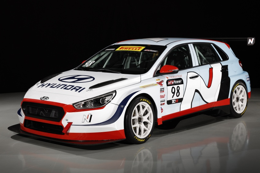 Hyundai i30 N TCR to go racing in America in 2018 Image #777645