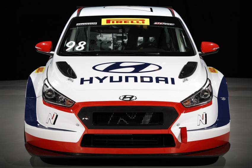 Hyundai i30 N TCR to go racing in America in 2018 Image #777636