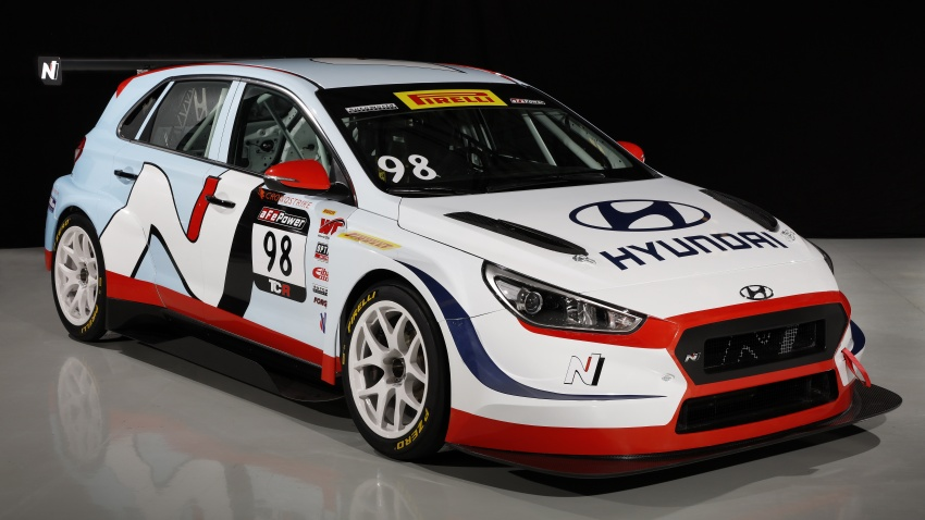 Hyundai i30 N TCR to go racing in America in 2018 Image #777638