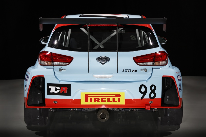 Hyundai i30 N TCR to go racing in America in 2018 Image #777639