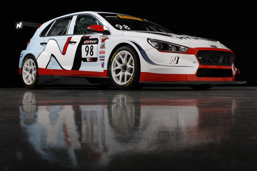 Hyundai i30 N TCR to go racing in America in 2018 Image #777643