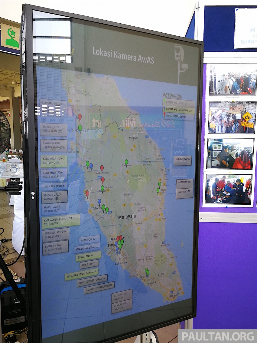 JPJ buka stesen penguatkuasaan pertama di Lebuhraya PLUS – berlokasi di R&R Dengkil Image #777924