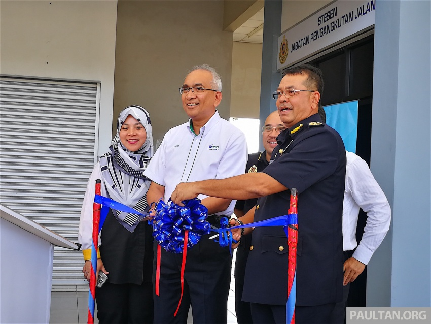 JPJ buka stesen penguatkuasaan pertama di Lebuhraya PLUS – berlokasi di R&R Dengkil Image #777916