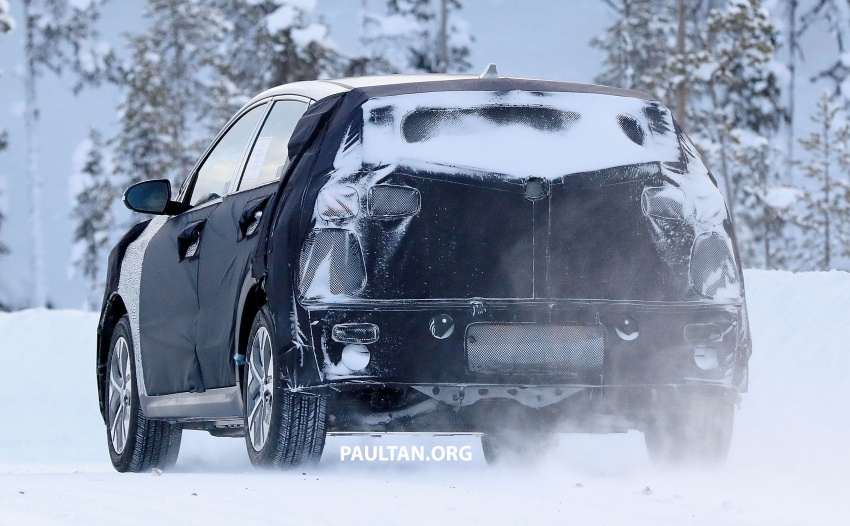 SPYSHOTS: Kia Niro EV spotted cold-weather testing Image #776572