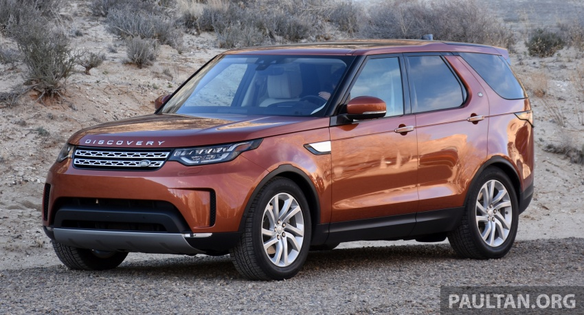 DRIVEN: L462 Land Rover Discovery – all-round ability Image #781246