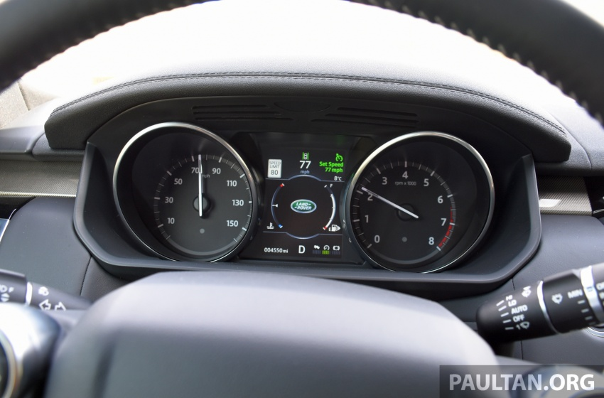 DRIVEN: L462 Land Rover Discovery – all-round ability Image #781256