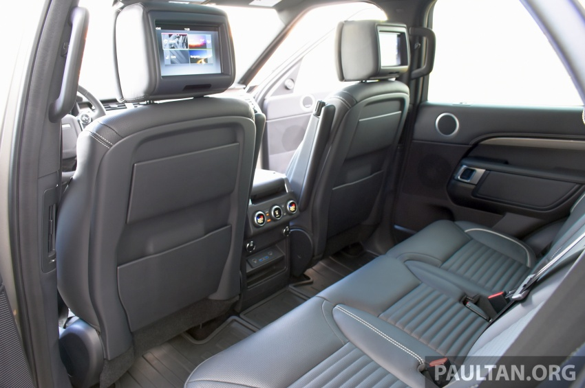 DRIVEN: L462 Land Rover Discovery – all-round ability Image #781258