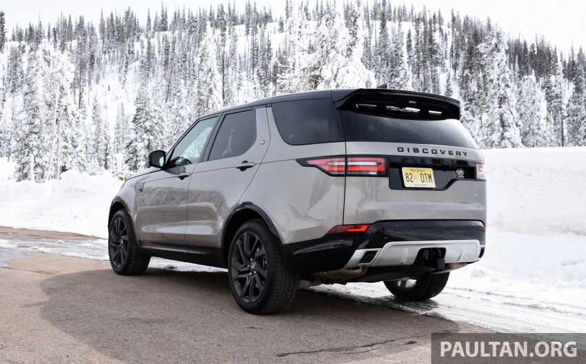 DRIVEN: L462 Land Rover Discovery – all-round ability Image #781247