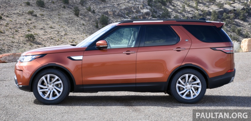 DRIVEN: L462 Land Rover Discovery – all-round ability Image #781248