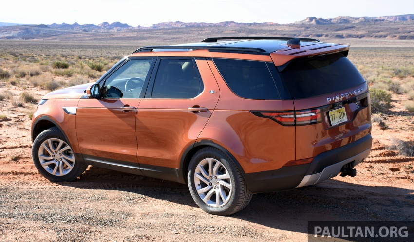 DRIVEN: L462 Land Rover Discovery – all-round ability Image #781249