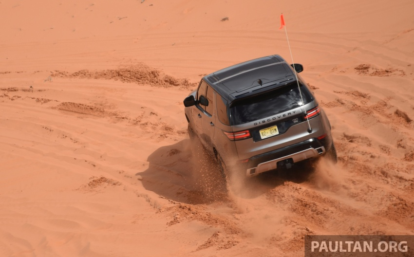 DRIVEN: L462 Land Rover Discovery – all-round ability Image #781250