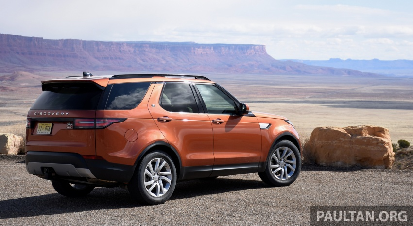 DRIVEN: L462 Land Rover Discovery – all-round ability Image #781251