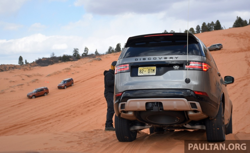 DRIVEN: L462 Land Rover Discovery – all-round ability Image #781252