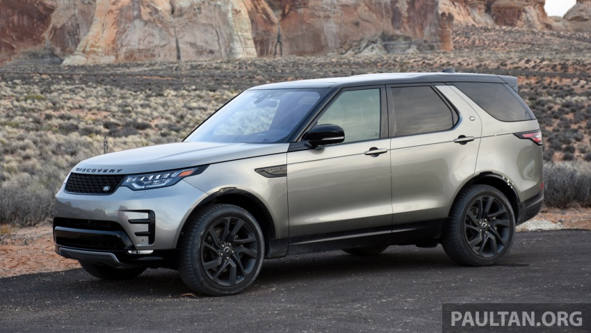 DRIVEN: L462 Land Rover Discovery – all-round ability Image #781270