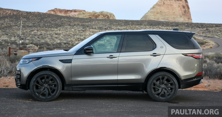DRIVEN: L462 Land Rover Discovery – all-round ability Image #781271