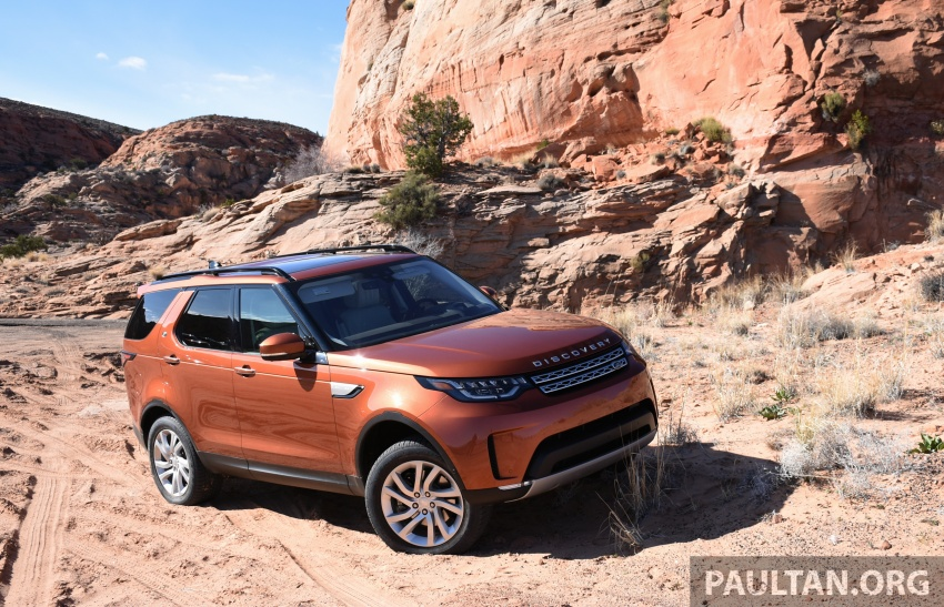 DRIVEN: L462 Land Rover Discovery – all-round ability Image #781274