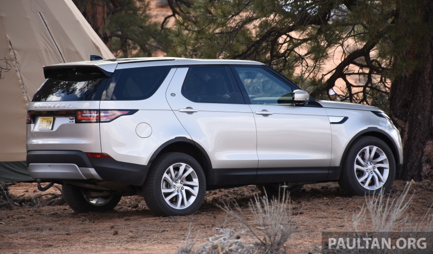 DRIVEN: L462 Land Rover Discovery – all-round ability Image #781276