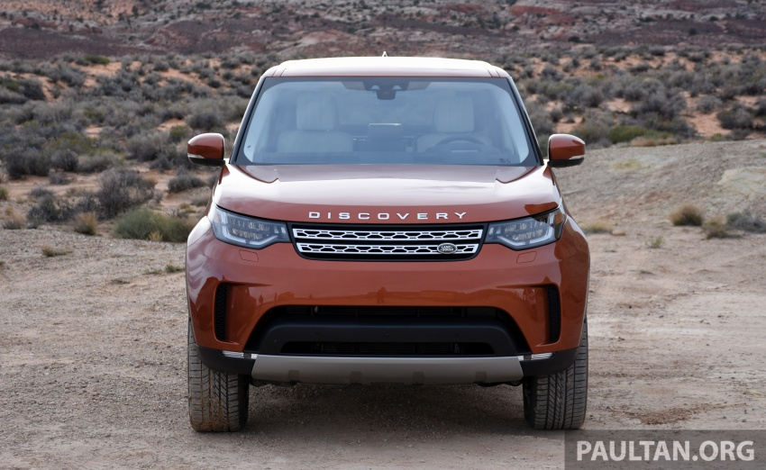 DRIVEN: L462 Land Rover Discovery – all-round ability Image #781277