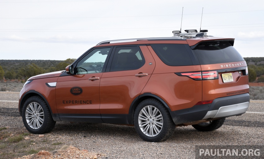 DRIVEN: L462 Land Rover Discovery – all-round ability Image #781281