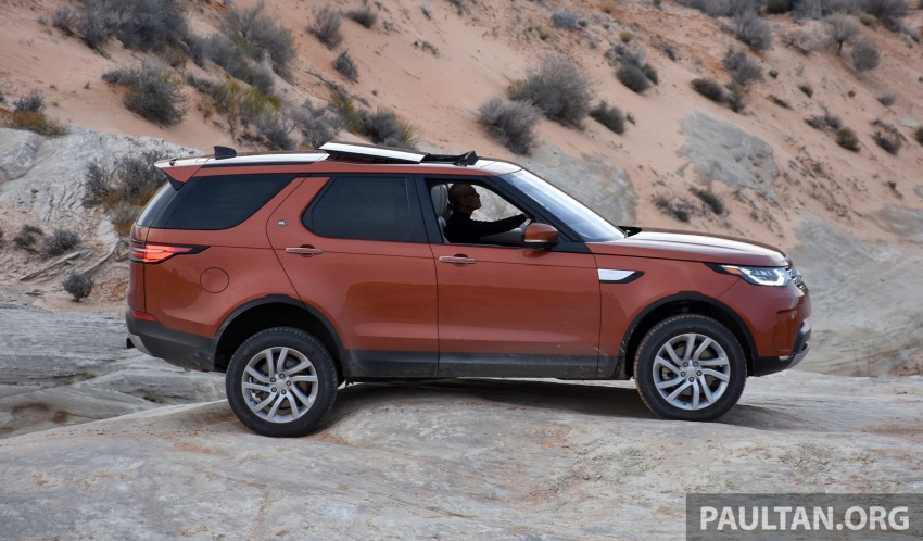 DRIVEN: L462 Land Rover Discovery – all-round ability Image #781282