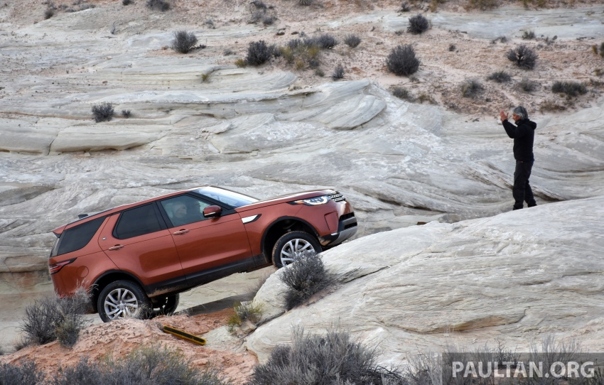 DRIVEN: L462 Land Rover Discovery – all-round ability Image #781283