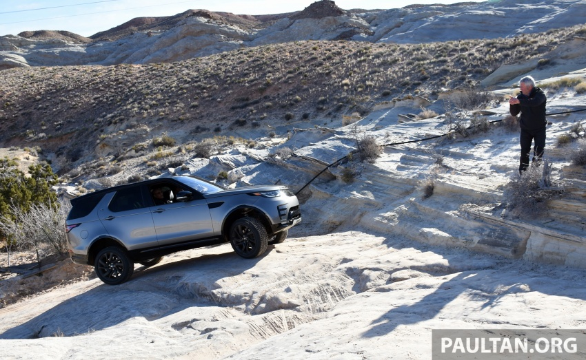 DRIVEN: L462 Land Rover Discovery – all-round ability Image #781284