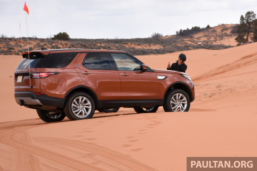 DRIVEN: L462 Land Rover Discovery – all-round ability Image #781288